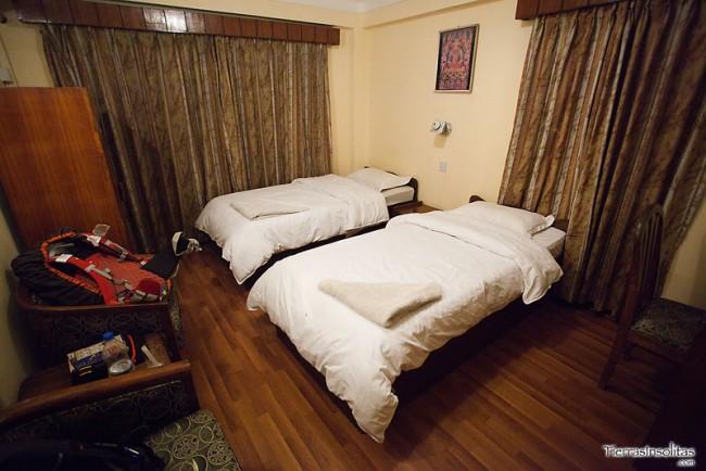 alojamientos en nepal