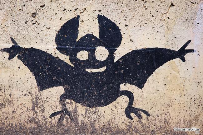 murciélago cueva de las güixas