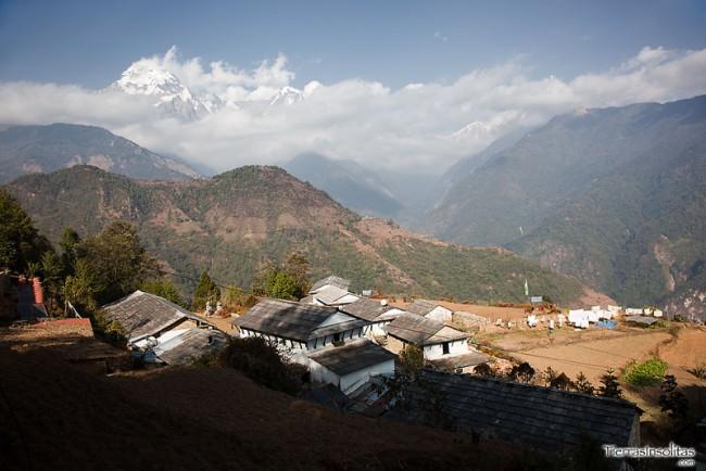 ghandruk-nepal