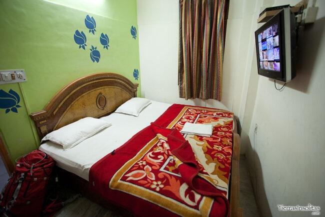 Anoop Hotel Delhi hoteles en la india