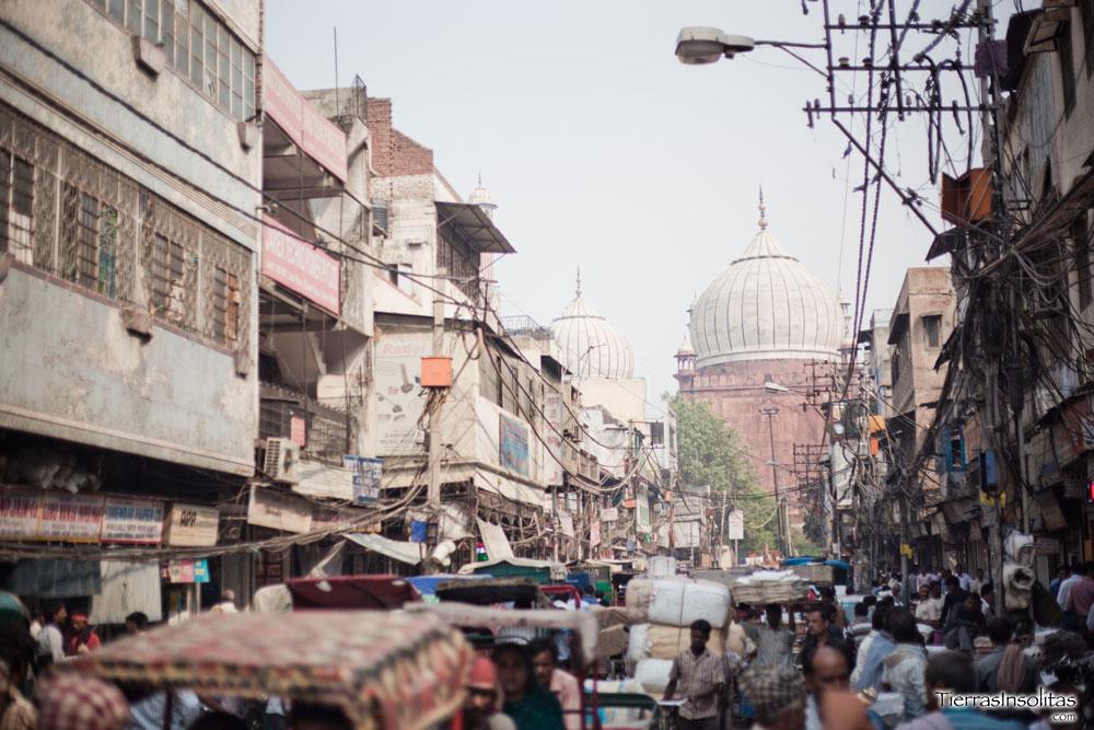 NEW DELHI, el caos en estado puro