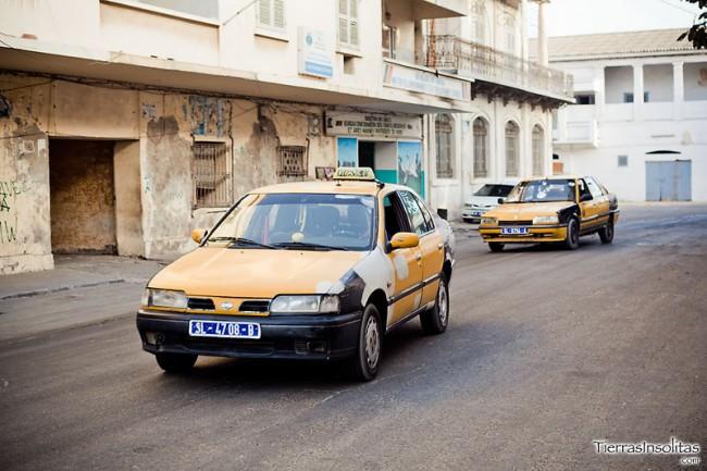 taxi senegal