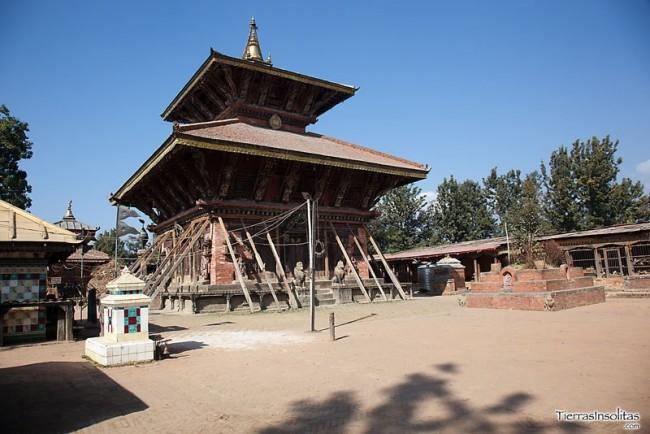 templo-changunarayan-nepal