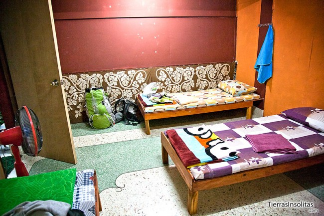 alojamientos en Tailandia