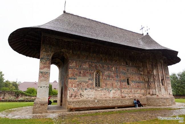 monasterio de humor