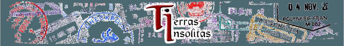 Tierras Insólitas | Relatando nuestros viajes logo