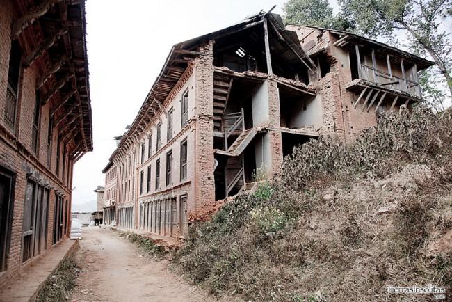 terremoto valle katmandu