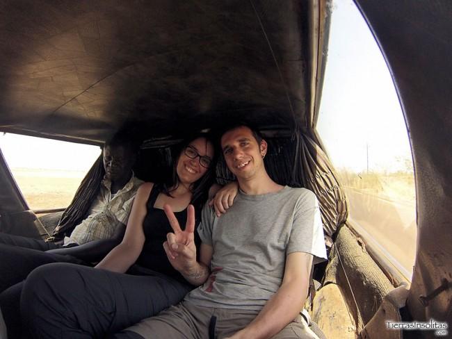 llegar a kédougou desde Ndangane Senegal