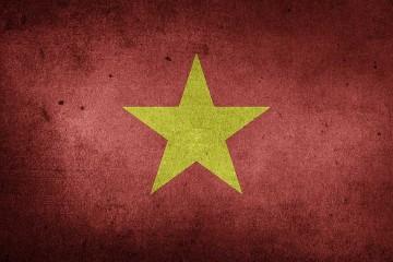 bandera vietnam