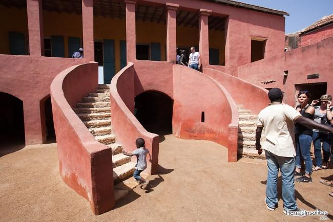 casa de los esclavos de gorée