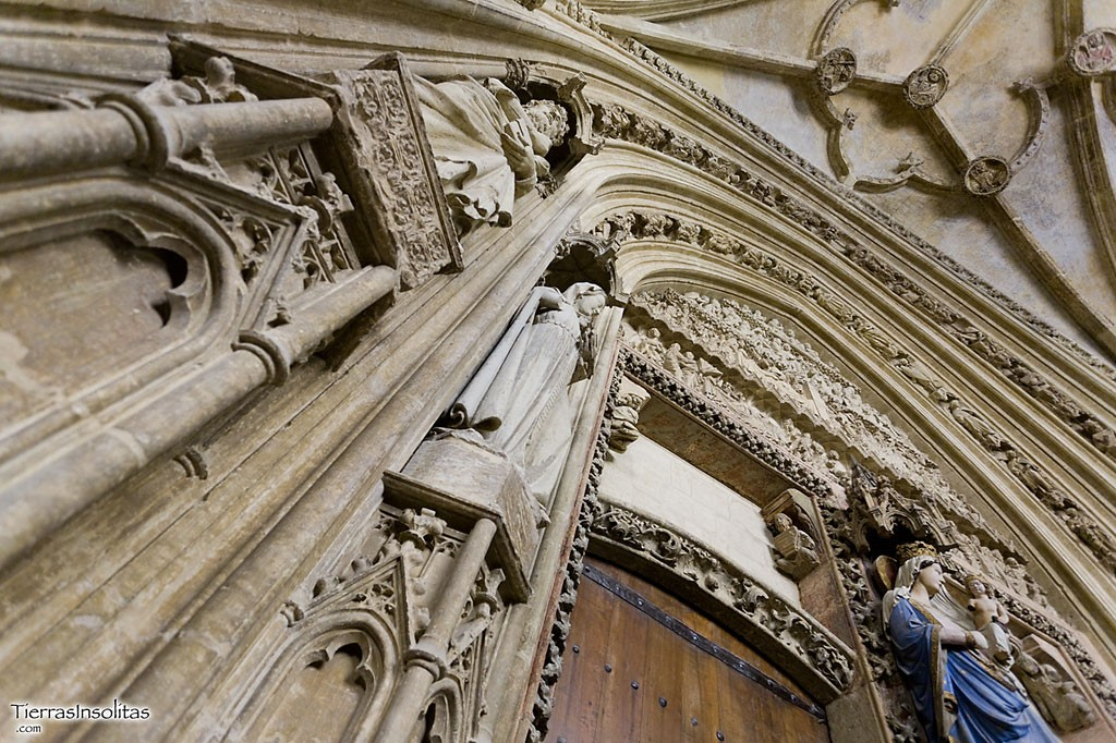 catedral de santa maría visitas guiadas vitoria