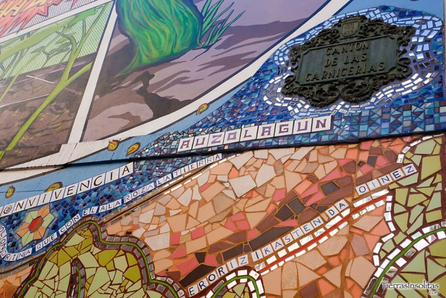 ezkuz esku mosaico