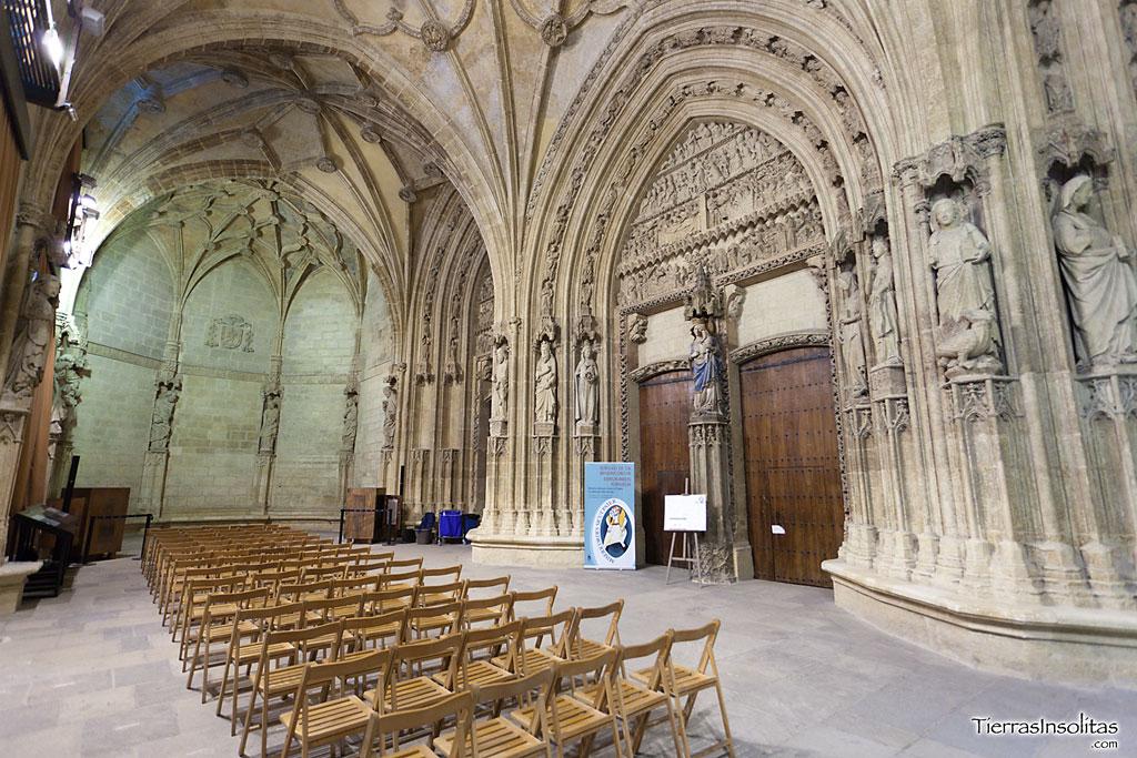 pórtico catedral de santa maría