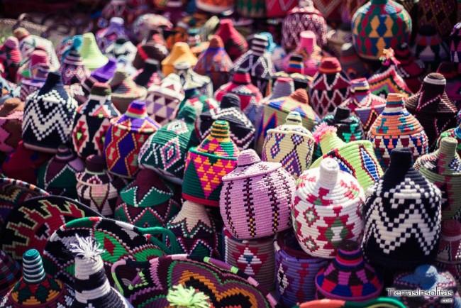 colores en marrakech