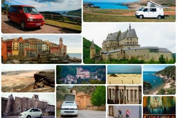 ideas viajar en furgoneta en semana santa