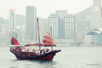 visitar hong kong en un dia skyline