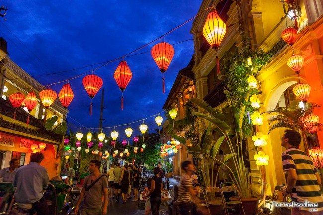 ciudad antigua de Hoi An