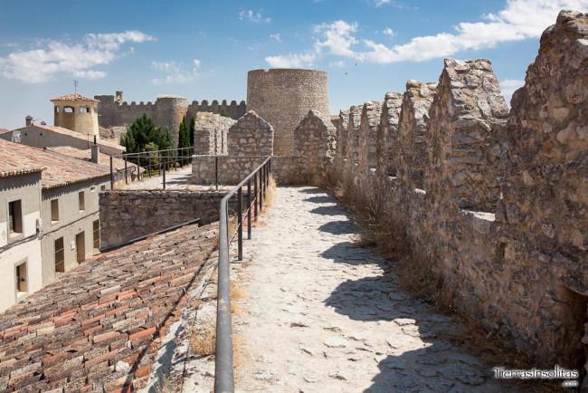 paseo de ronda murallas