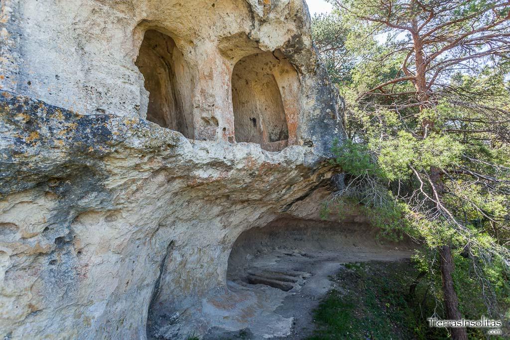 cuevas de santiago
