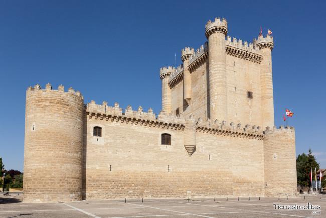 castillo de fuensaldana