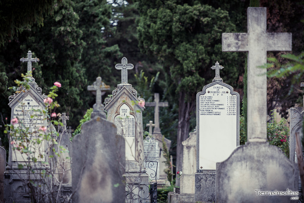 cementerio de santa isabel de vitoria