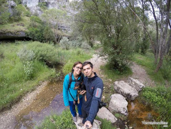 final ruta circular por el cañón del río lobos