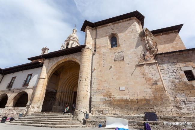 iglesia de san pedro apóstol treviño