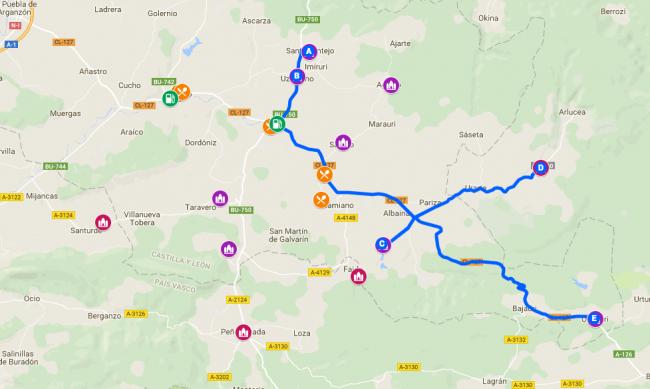 ruta 3 romanico treviño