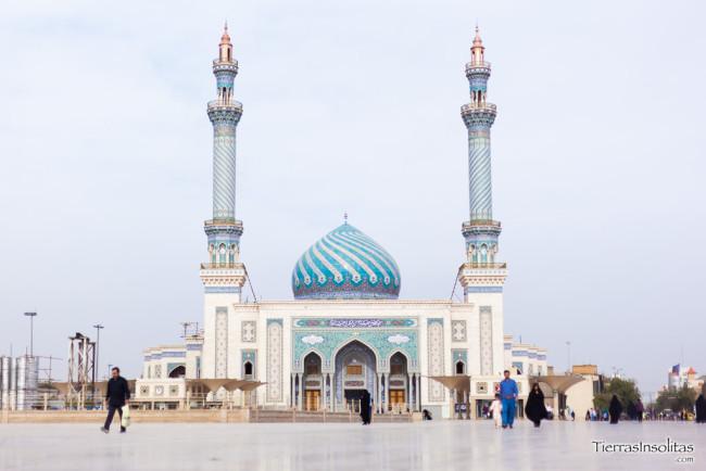 mezquita del imán hassan
