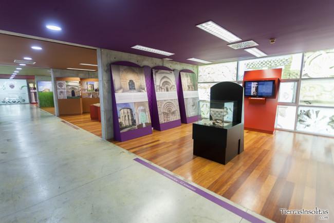centro de interpretación del románico en álava