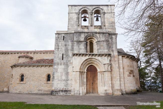 frontal monasterio nuestra señora de estíbaliz