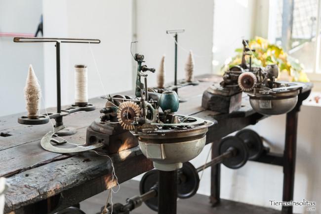 detalle fábrica museo la encartada vizcaya