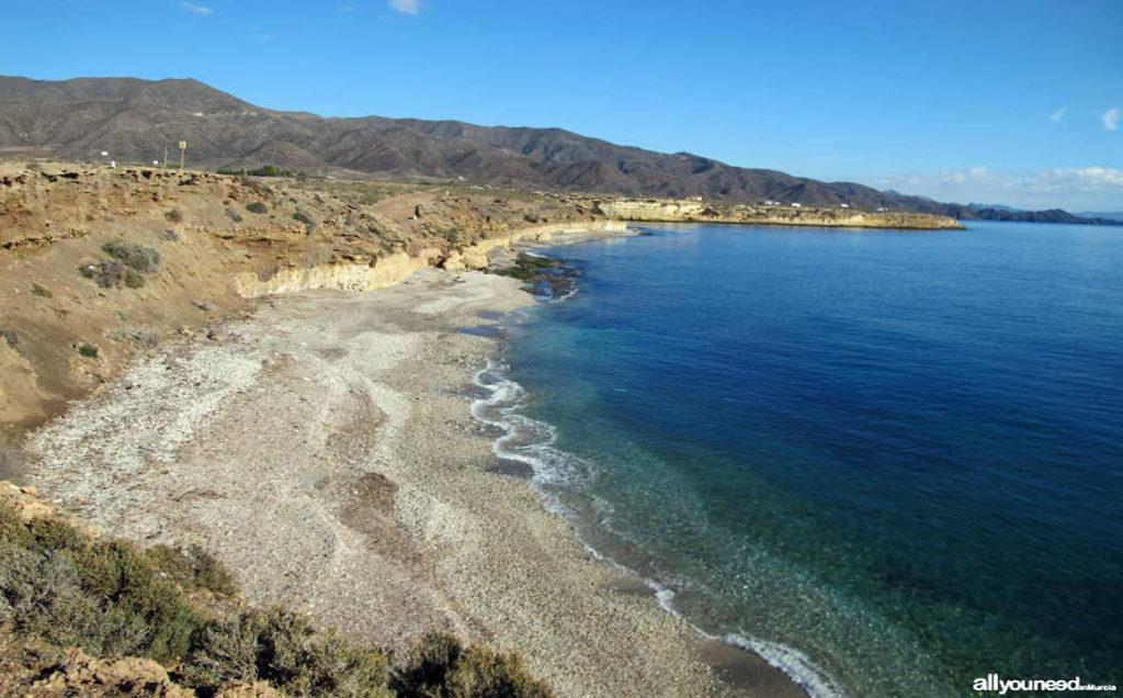 playa larga lorca murcia