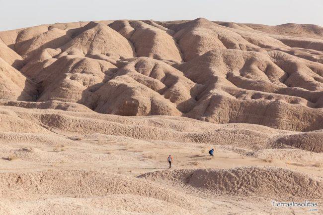 formaciones desierto marranjab