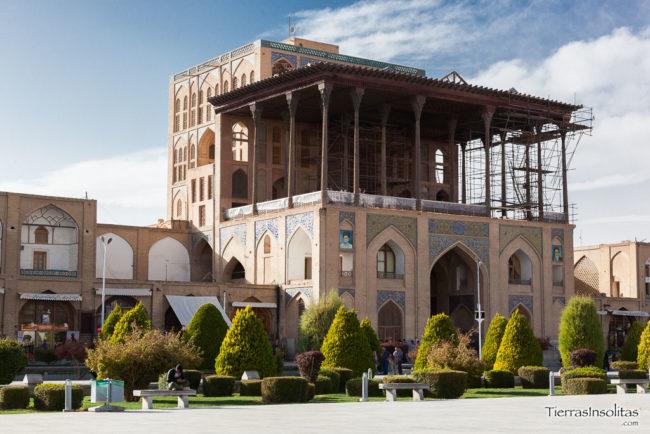 palacio kakh-e ali qapu