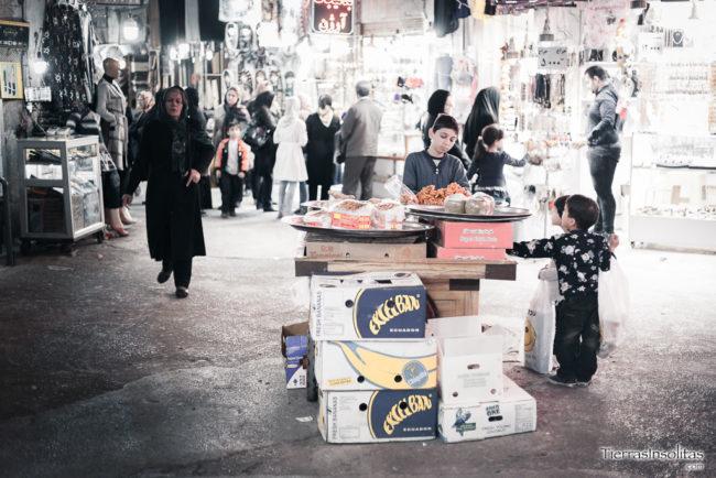 bazar-e bozorg isfahán