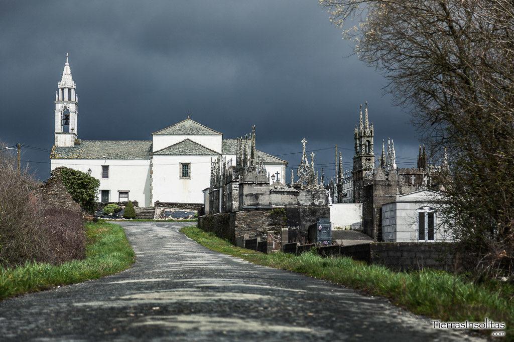 camposanto gótico de xermar