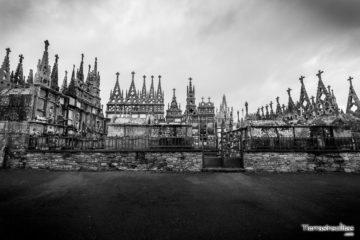 cementerios góticos en galicia
