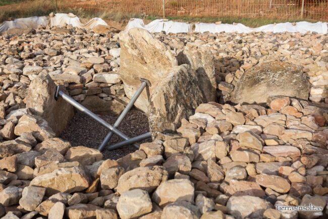 dolmen el encinal