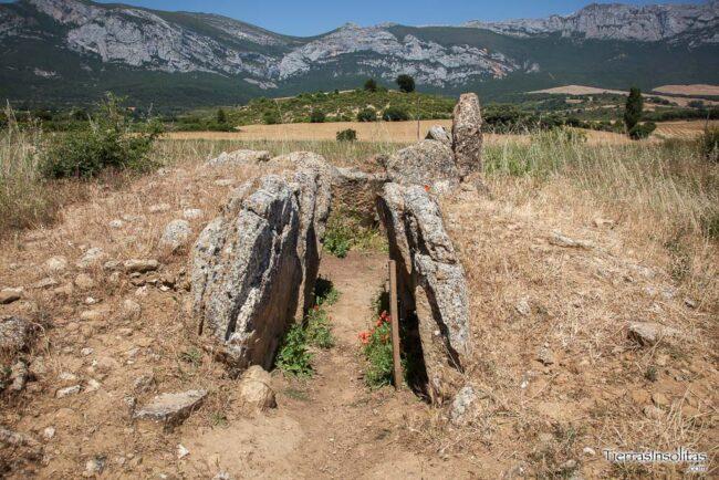 dolmen el sotillo