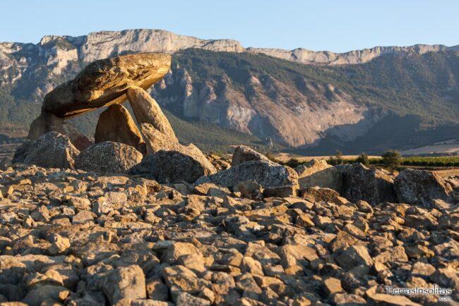 dolmen la chabola de la hechicera
