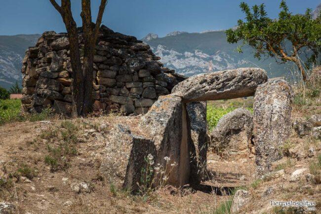 dolmen de san martín álava
