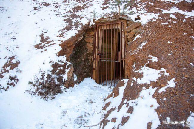 mina de llorts ruta del ferro andorra