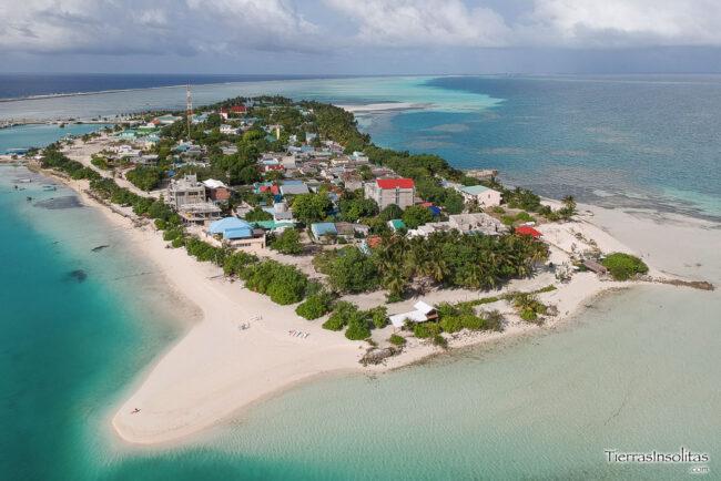isla local dhiffushi maldivas