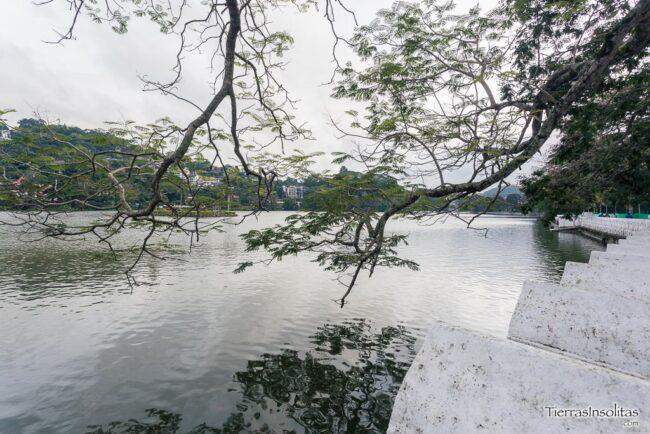 lago de kandi sri lanka