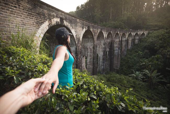 qué ver en sri lanka puente nine arch ella