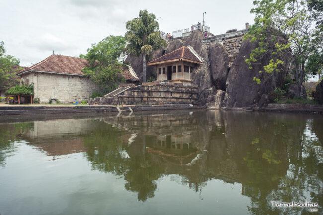 templo isurumuniya vihara anuradhapura
