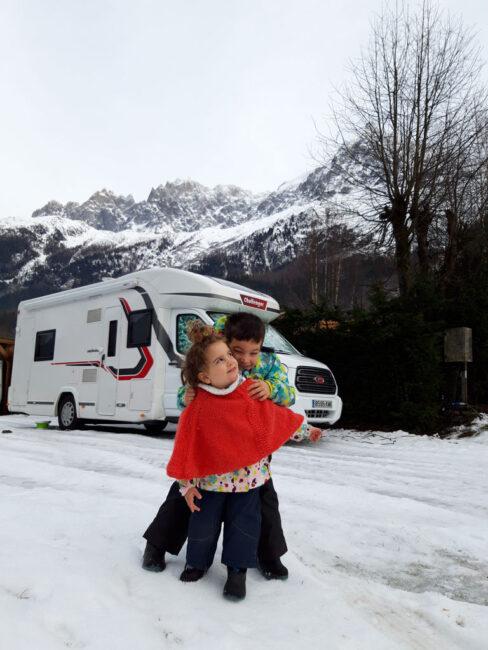 alpes franceses navidad