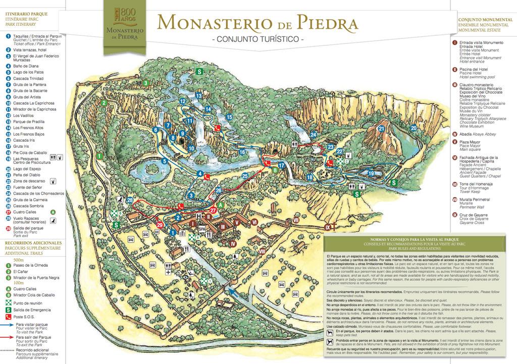 ᐈ Monasterio De Piedra Precios Horarios Y Reservas