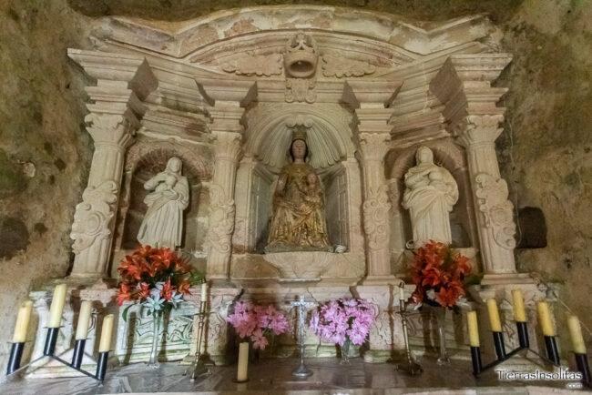 retablo ermita de faido